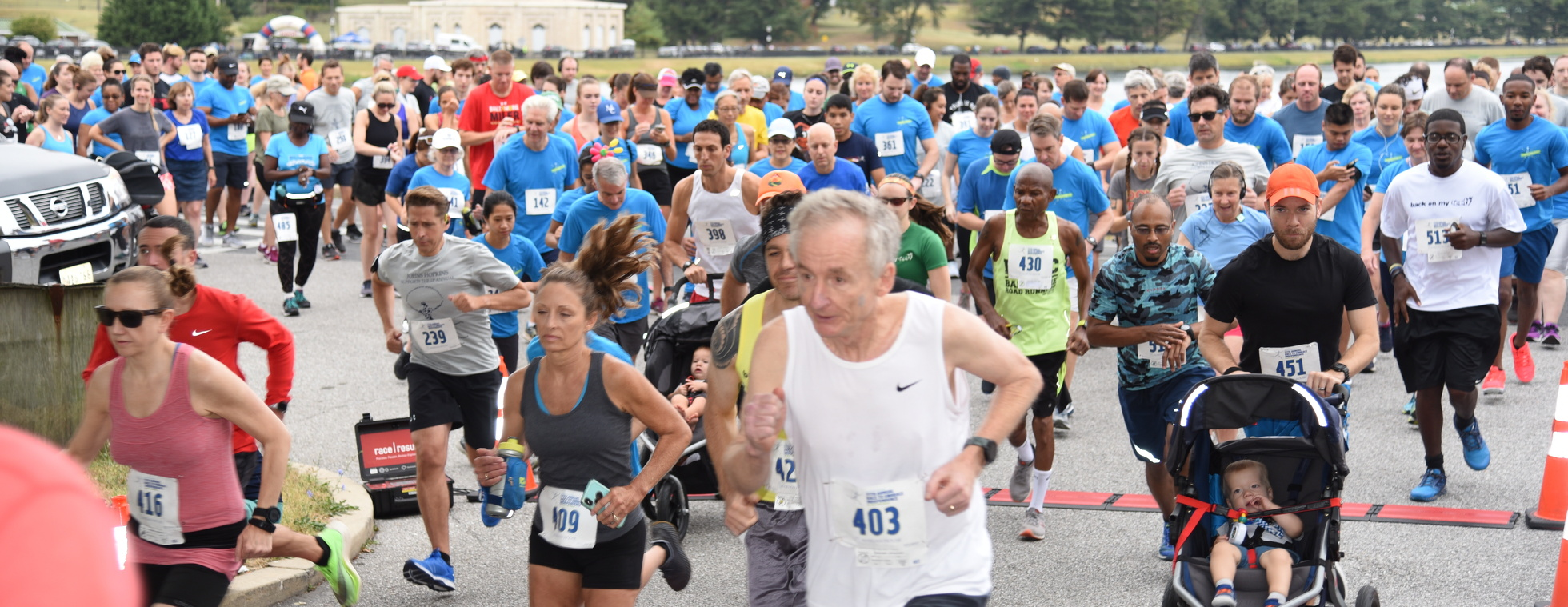 12th Annual Race to Embrace Independence 5K
